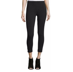 Joan Vass - Stretch Jersey Ankle Leggings
