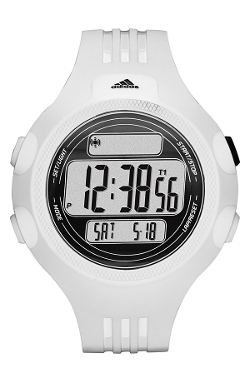 Adidas Performance - Questra XL Rubber Strap Watch
