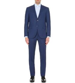 Corneliani - Nailhead Regular-Fit Wool Suit