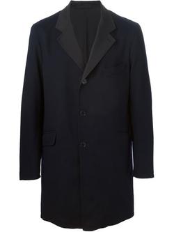 Loro Piana - Reversible Single Breasted Coat