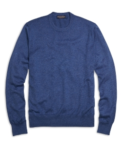 Supima - Cotton Crewneck Sweater