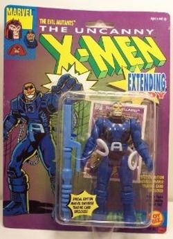 X Men - Apocolypse with Extending Body Toy