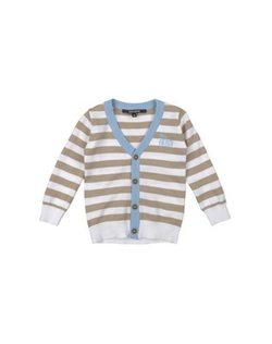 Heach Junior By Silvian Heach - Striped Cardigan