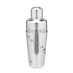 Kraftware - Polished Stainless Steel Cocktail Shaker