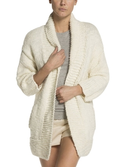 Scotch & Soda Maison Scotch - Shawl Collar Cardigan