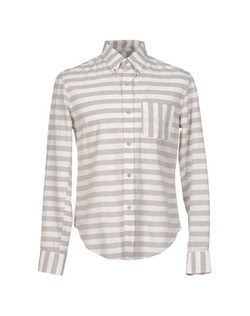 Band of Outsiders - Button Down Stripe Shirt