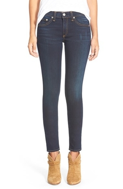 Rag & Bone/Jean - Skinny Stretch Jeans