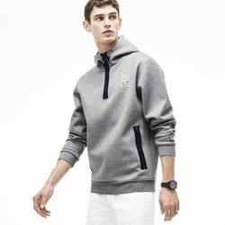 Lacoste - Jersey Hooded Sweatshirt