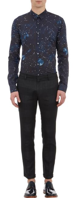 Ps Paul Smith  - Constellation-Print Shirt