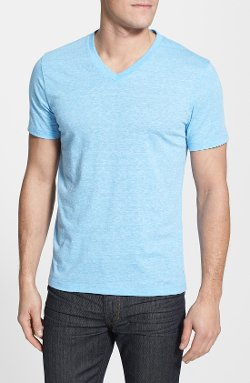 The Rail - Trim Fit V-Neck T-Shirt