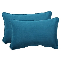 Sunbrella - Spectrum Outdoor Lumbar Throw Pillow