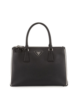 Prada - Saffiano Small East-West Tote Bag