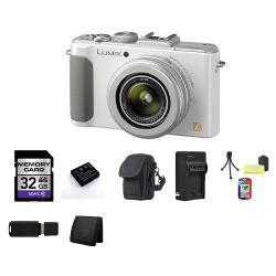Panasonic  - Lumix DMC-LX7 Digital Camera