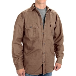 Moose Creek - Canvas Shirt Jacket