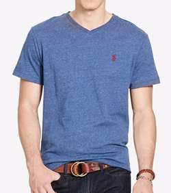 Polo Ralph Lauren - Relaxed-Fit Jersey V-Neck T-Shirt