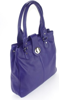 Bodhi  - Candy Turnlock Tote Bag