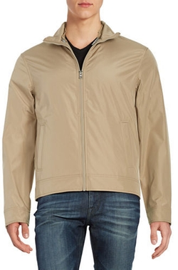 Michael Kors - Convertible Zip-Front Jacket