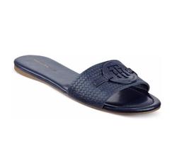 Tommy Hilfiger - Fabre Logo Slide-On Sandals