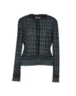 Swap Inside - Tweed Pattern Blazer