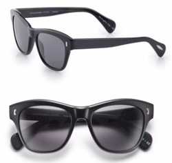 Oliver Peoples  - Sofee Polarized Square Sunglasses