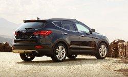 Hyundai - Santa Fe Sport SUV