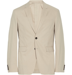 Burberry London - Unstructured Cotton Blazer