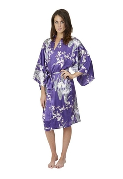 Beautiful Robes - Silk Kimono Robe