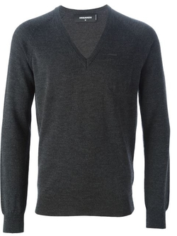 DSQUARED2 - V-Neck Sweater