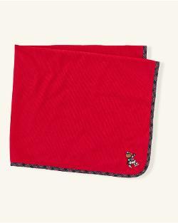 Ralph Lauren - Bear Cotton Blanket