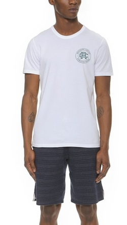 Reigning Champ - Set-In Crest T-Shirt