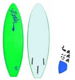 Beachmall - Hard Slick Bottom Surfboard