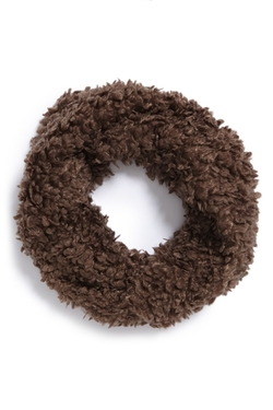 BP. - Plush Faux Fur Infinity Scarf
