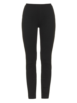 Yeezy - Ribbed Stretch-Jersey Leggings