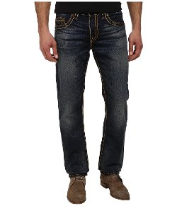 True Religion - Geno Dark Cast Super Jeans