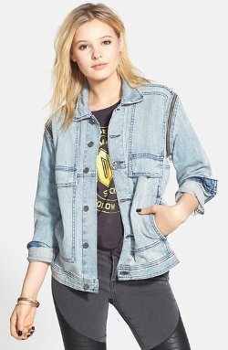 Volcom - Zzzip It Denim Jacket