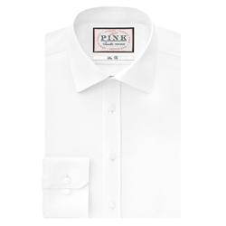 Thomas Pink - Davies Plain Button Cuff Shirt