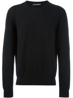 Dolce & Gabbana - Fine Knit Sweater