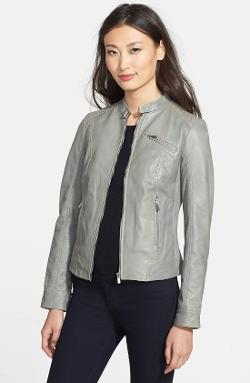 LaMarque - Quilted Leather Jacket