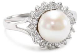 Bella Pearl - Halo Pearl Ring