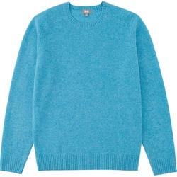 Uniqlo - Men Lambswool Crewneck Sweater