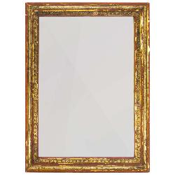 Northgate Gallery Inc - Vintage Paint Layered Framed Mirror