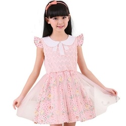 Bumud  - Flower Lace Dress