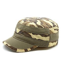 Cremieux Jeans  - Camo Military Hat