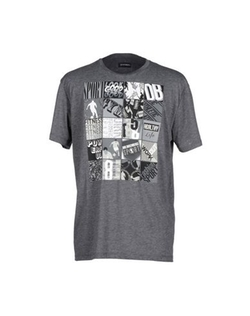 Dirk Bikkembergs - Printed T-Shirt