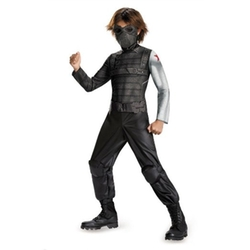 Disguise Costumes - Winter Soldier Costume
