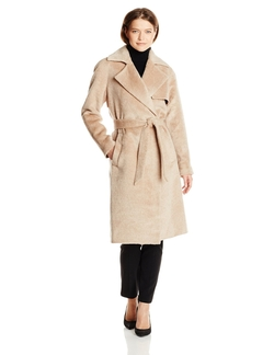 Trina Turk - Delaney Long Wrap Coat