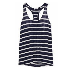 Splendid - Huntington Striped Jersey Tank Top