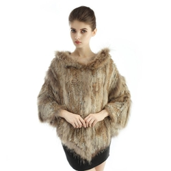 Rosa - Voge Warm Faux Fur Jacket