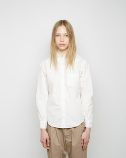 Orslow - Typewriter Cloth Dress Shirt