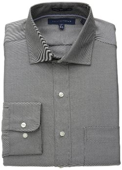 Tommy Hilfiger - Regular-Fit Non-Iron Twill Solid Shirt